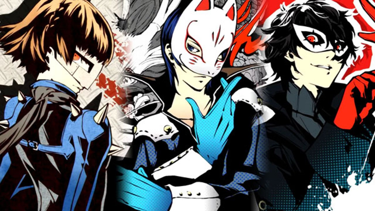 Persona 5: vediamo in azione Protagonist, Anne, Makoto, e Yusuke
