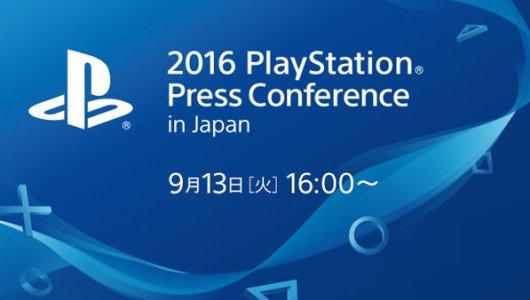 Sony terrà una PlayStation Press Conference in Giappone a settembre