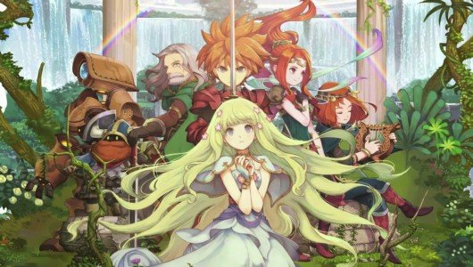 Square Enix annuncerà qualcosa di nuovo per i 25 anni della serie Mana