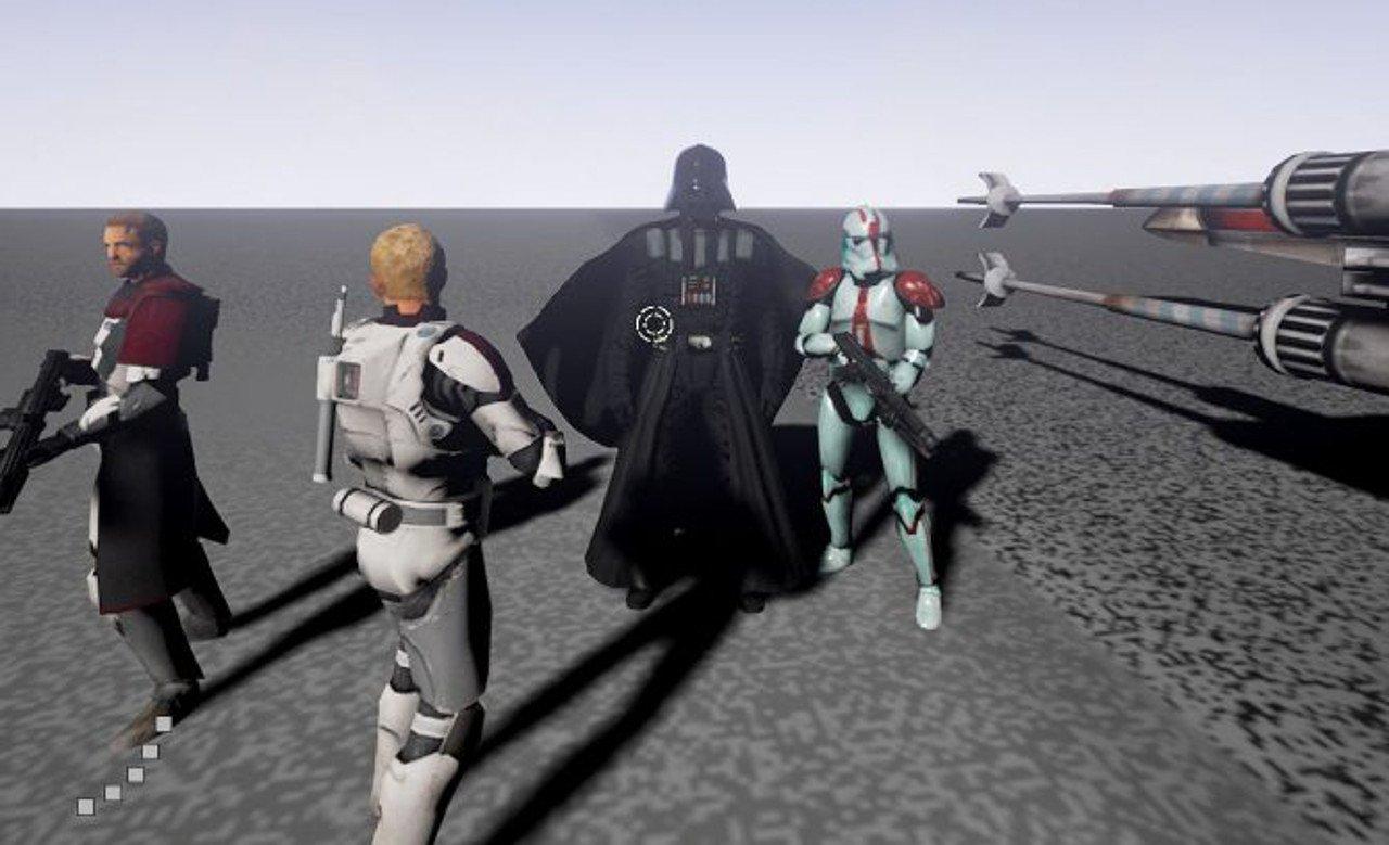 EA e Lucasfilm bloccano lo sviluppo di Galaxy in Turmoil