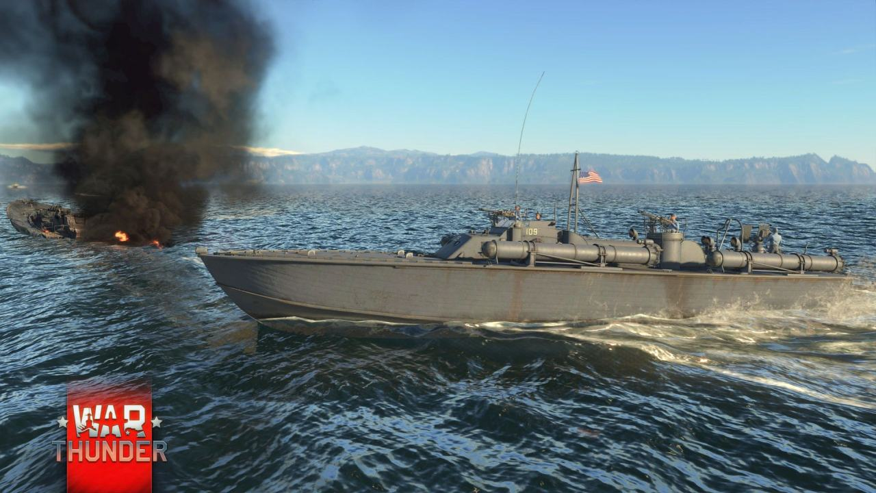 War Thunder Knights of the Sea
