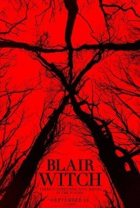 Blair Witch immagine Cinema locandina