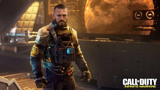 call of duty infinite warfare classifica uk