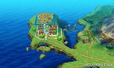 Dragon Quest VII Frammenti di un mondo dimenticato immagine 3DS 01_2