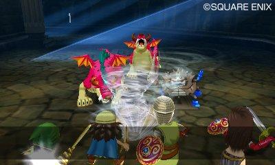 Dragon Quest VII Frammenti di un mondo dimenticato immagine 3DS 02