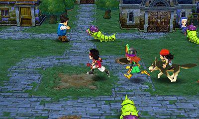 Dragon Quest VII Frammenti di un mondo dimenticato immagine 3DS 03
