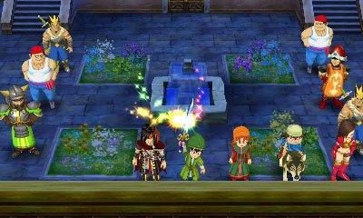 Dragon Quest VII Frammenti di un mondo dimenticato immagine 3DS 04