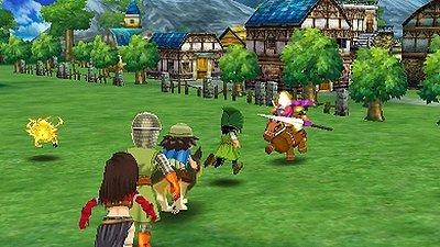 Dragon Quest VII Frammenti di un mondo dimenticato immagine 3DS 04_2