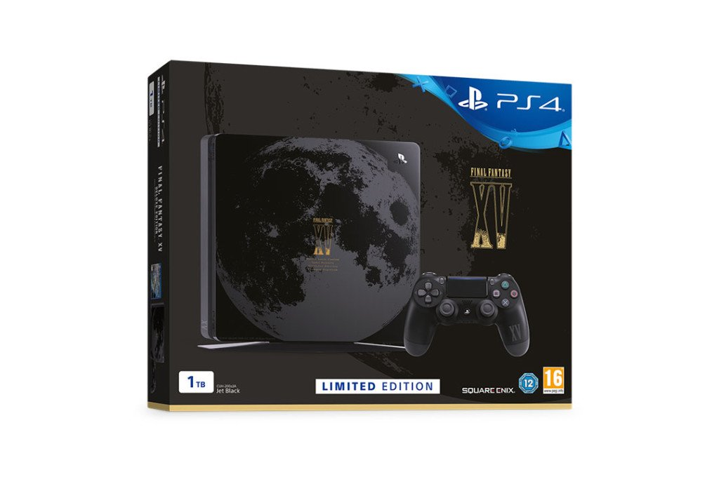 Fianl Fantasy XV PS4 Limited Edition