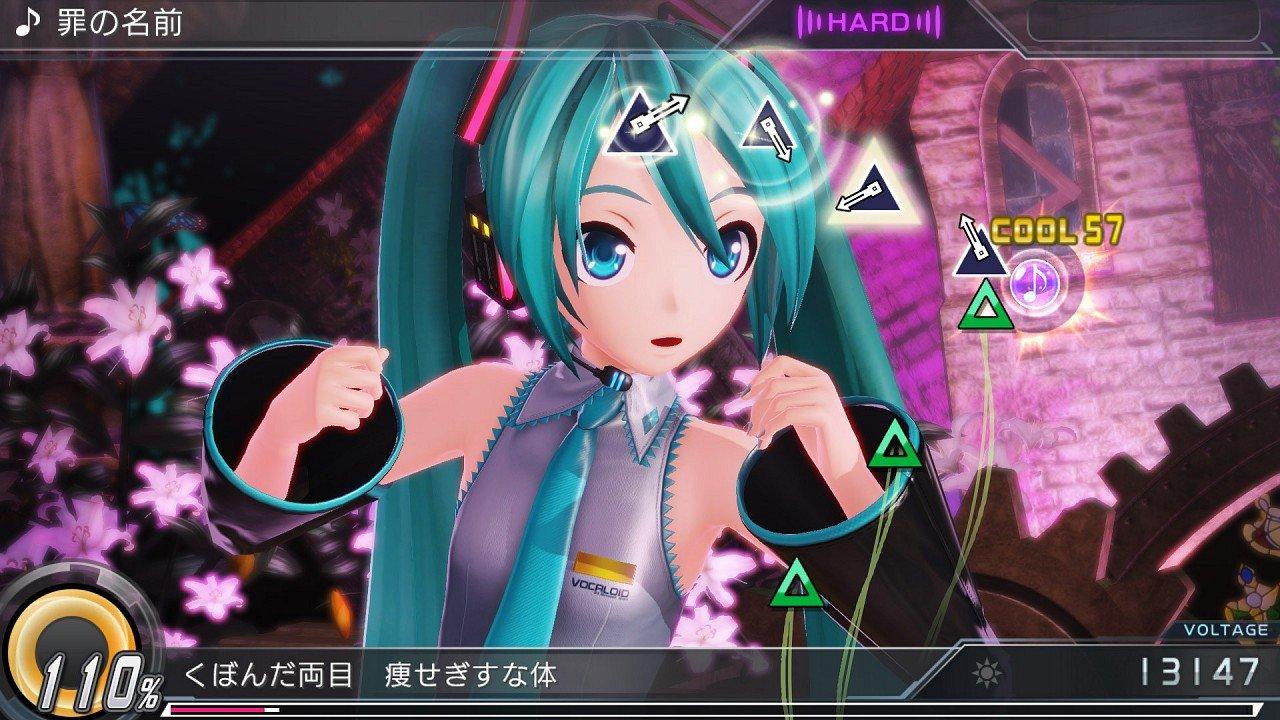 Hatsune Miku Project DIVA X immagine PS4 PS Vita 07