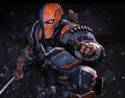 Joe Manganiello Deathstroke Batman Ben Affleck