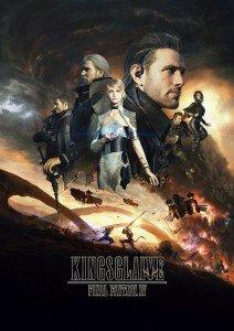Kingsglaive immagine Cinema locandina
