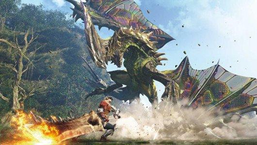 Monster Hunter 5 ps4