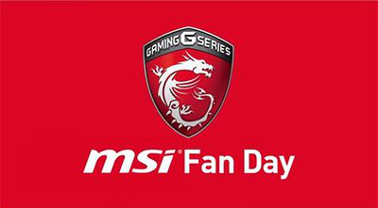 MSI annuncia in Italia l'MSI Fan Day, un evento per i propri fan