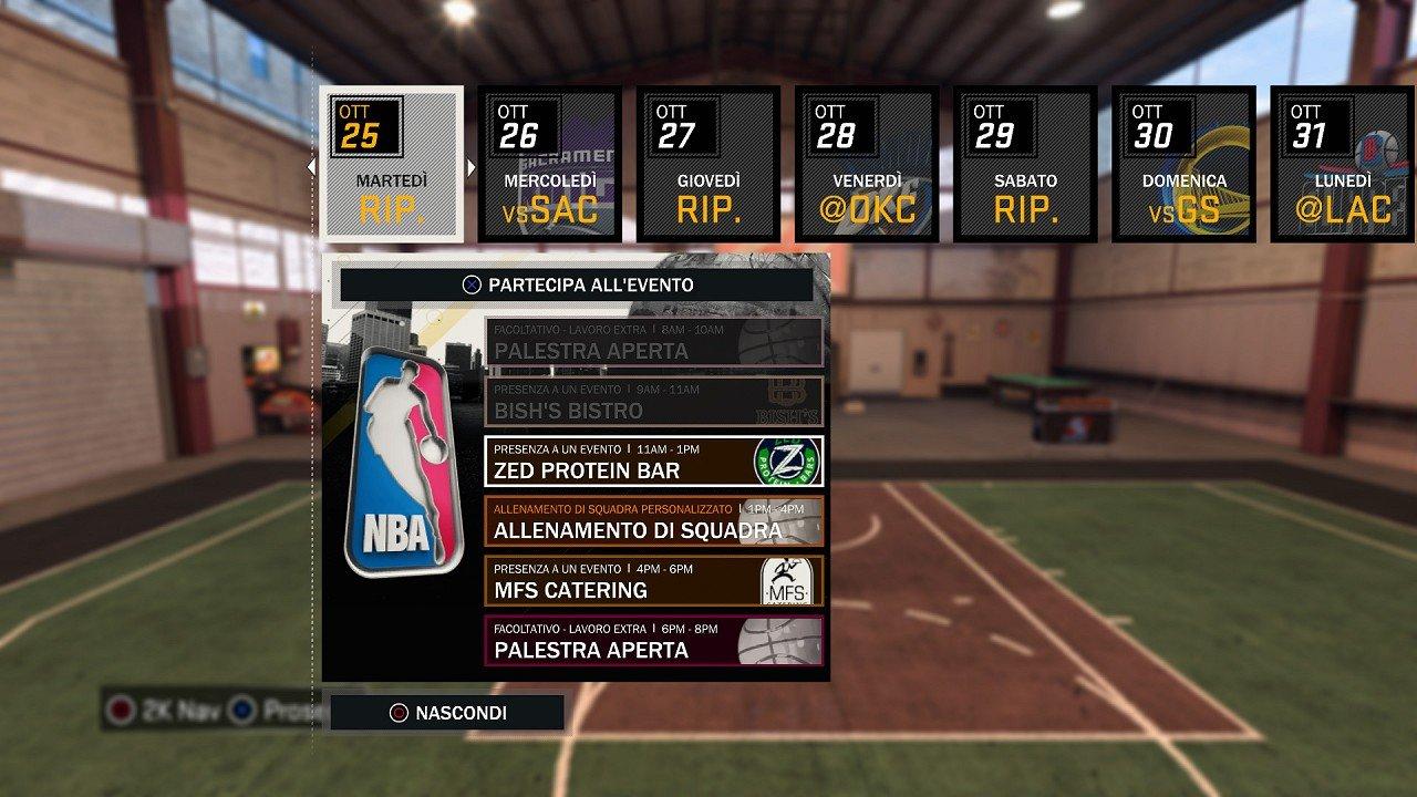 NBA 2K17 immagine PC PS4 Xbox One 02