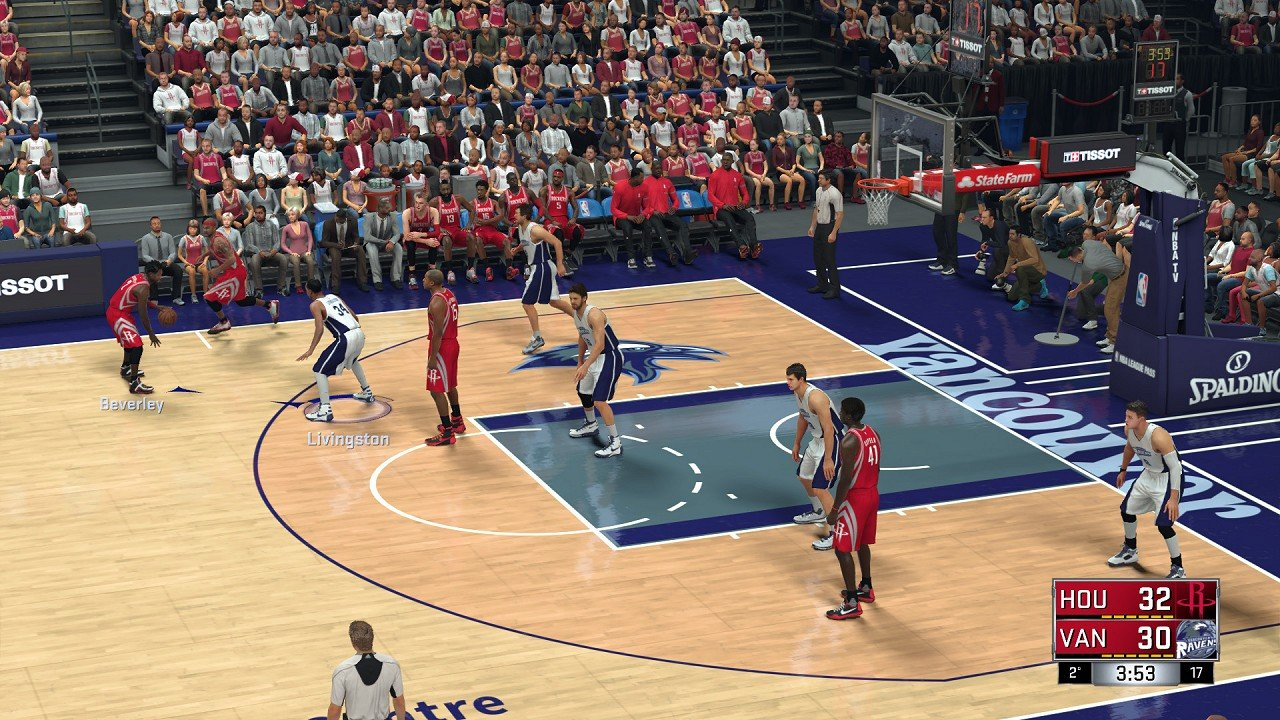 NBA 2K17 immagine PC PS4 Xbox One 06