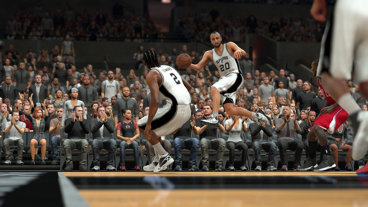 NBA 2K17 immagine PC PS4 Xbox One 08