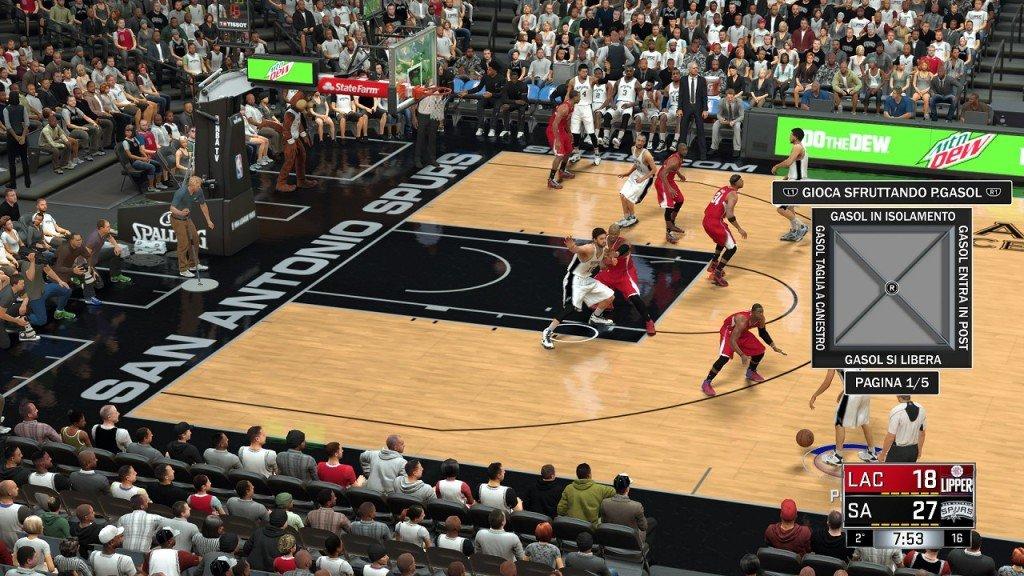 NBA 2K17 immagine PC PS4 Xbox One 10