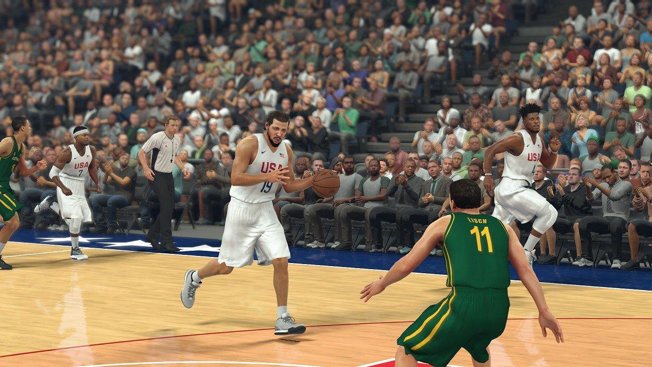 NBA 2K17 immagine PC PS4 Xbox One 13