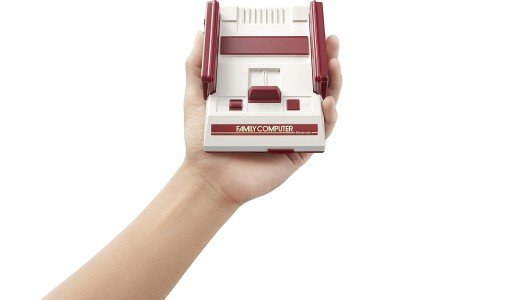 Nintendo Classic Mini Famicon