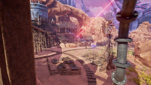 Obduction playstation vr htc vive