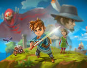 Oceanhorn demo xbox one