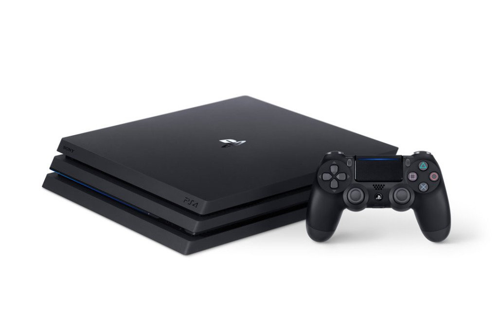 PS4 Pro blu-ray ultra hd