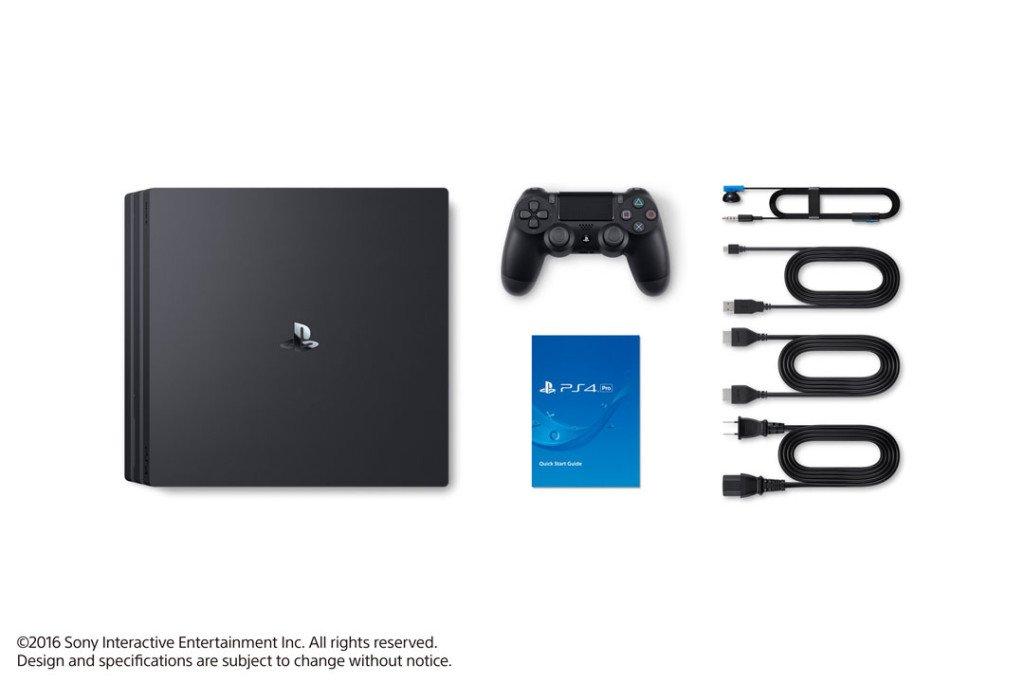 PS4 Pro specifiche tecniche