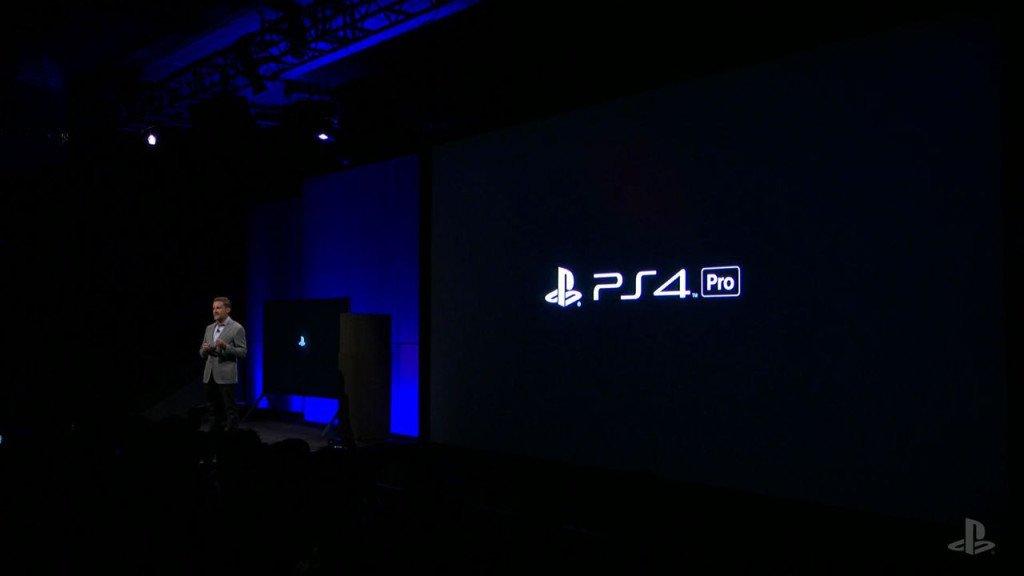 microsoft PS4 Pro