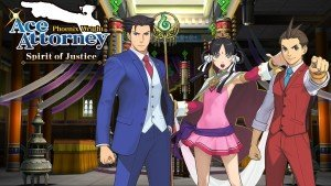 Phoenix Wright Ace Attorney – Spirit of Justice immagine 3DS 01