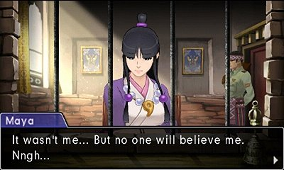 Phoenix Wright Ace Attorney – Spirit of Justice immagine 3DS 08