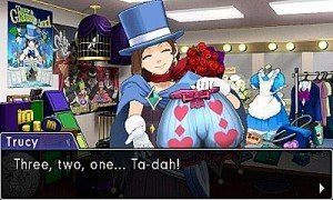 Phoenix Wright Ace Attorney – Spirit of Justice immagine 3DS 11