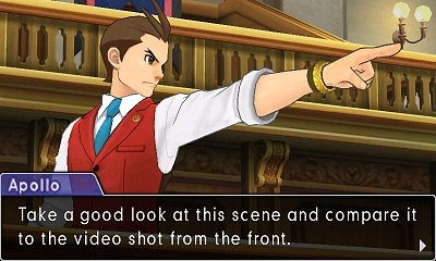 Phoenix Wright Ace Attorney – Spirit of Justice immagine 3DS 12