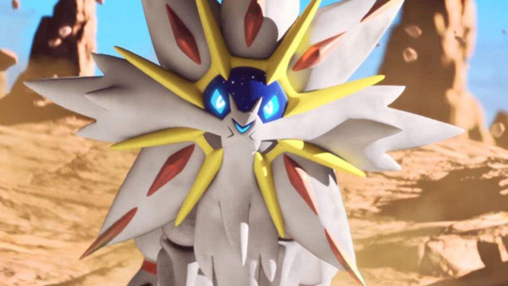 Pokémon Sole Luna Nintendo Switch