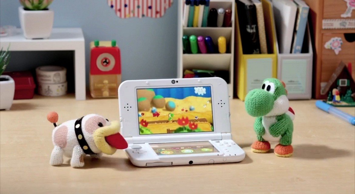 Poochy & Yoshi's Wooly World immagine 3DS hub 01