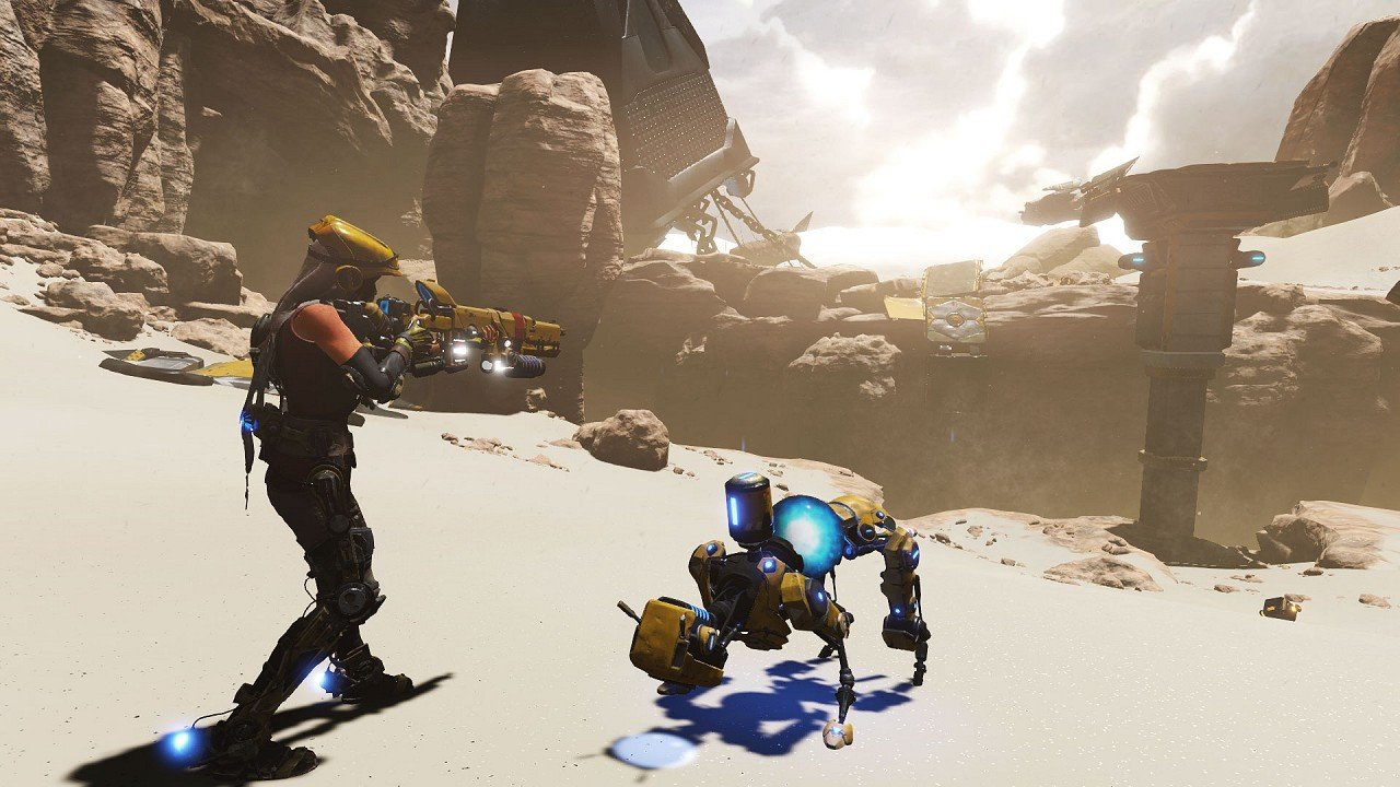 ReCore immagine PC Xbox One 02