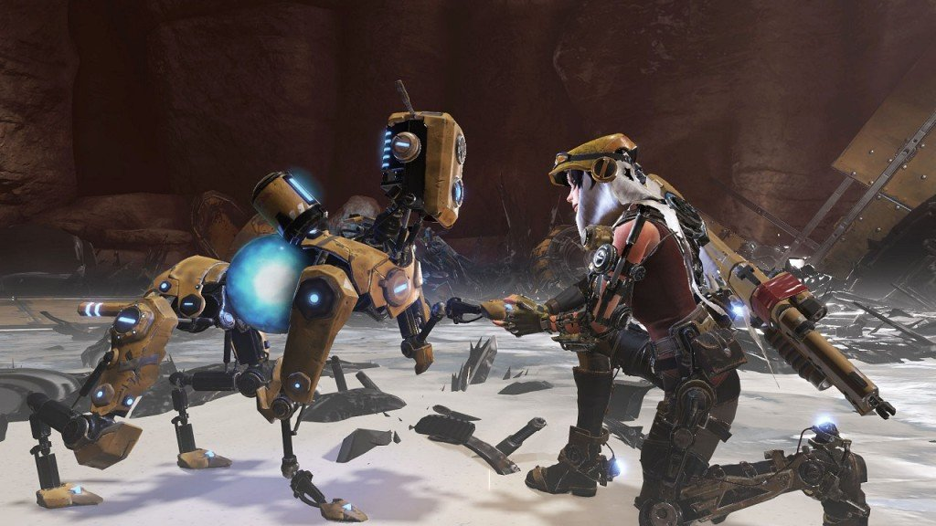 ReCore demo PC Xbox One