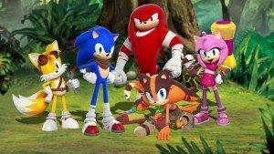 Sonic Boom Fuoco e Ghiaccio immagine 3DS 02