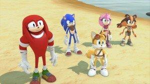 Sonic Boom Fuoco e Ghiaccio immagine 3DS 04