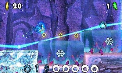Sonic Boom Fuoco e Ghiaccio immagine 3DS 06