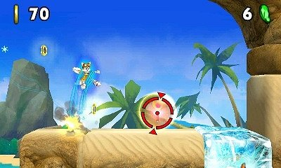 Sonic Boom Fuoco e Ghiaccio immagine 3DS 07