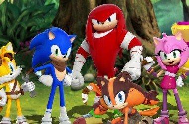 Sonic Boom Fuoco e Ghiaccio immagine 3DS 08