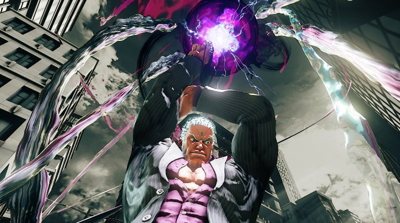 Street Fighter V data update