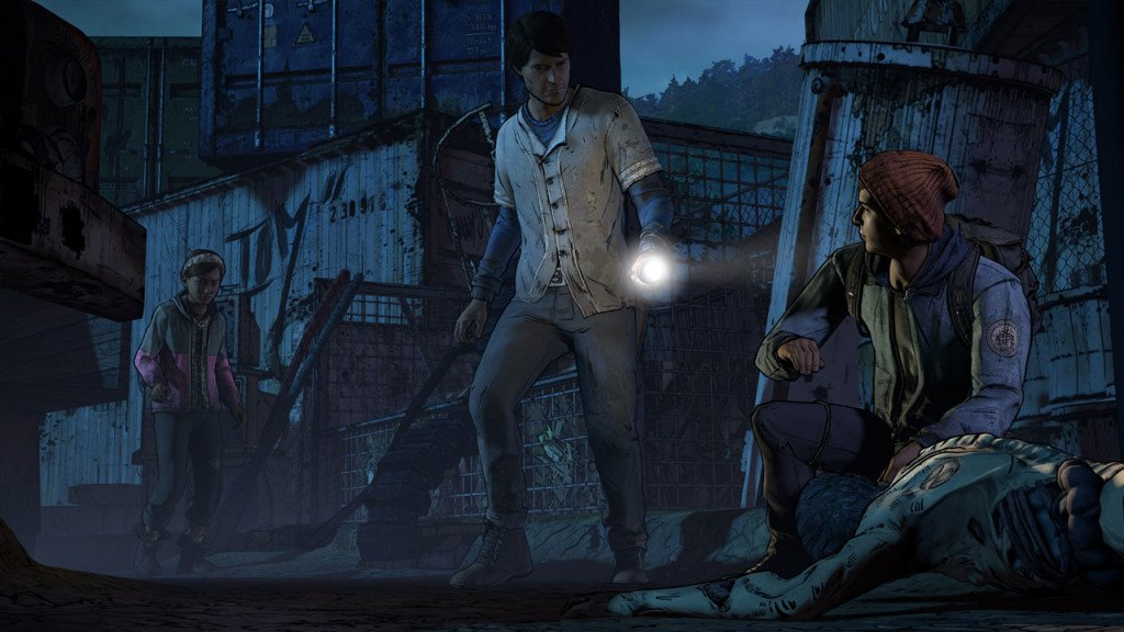 The Walking Dead a new frontier episodio 4 data uscita