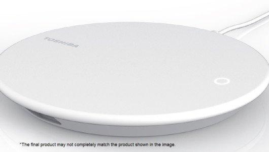 Toshiba presenta a IFA 2016 un dispositivo per la ricarica e il backup