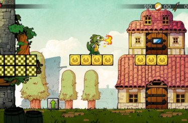 Wonder Boy The Dragon's Trap: un primo videodiario degli sviluppatori
