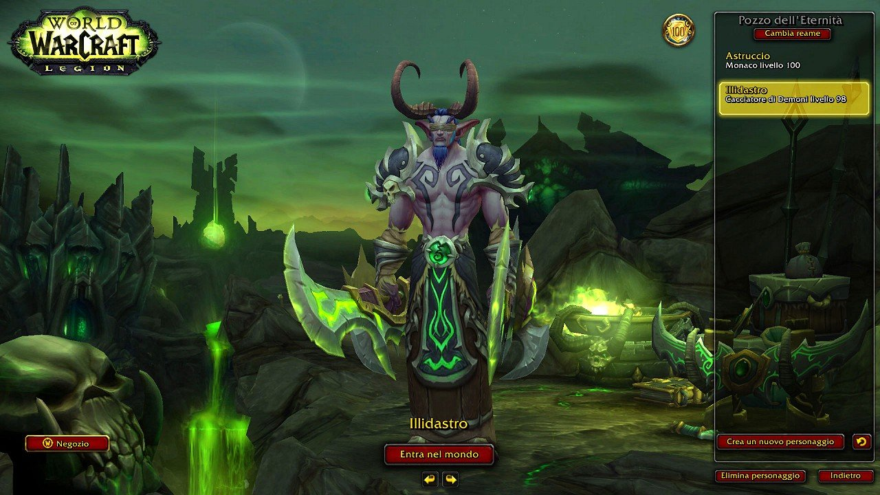 World of Warcraft Legion immagine PC 01