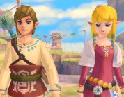 Zelda Skyward Sword arriva oggi su Wii U Virtual Console