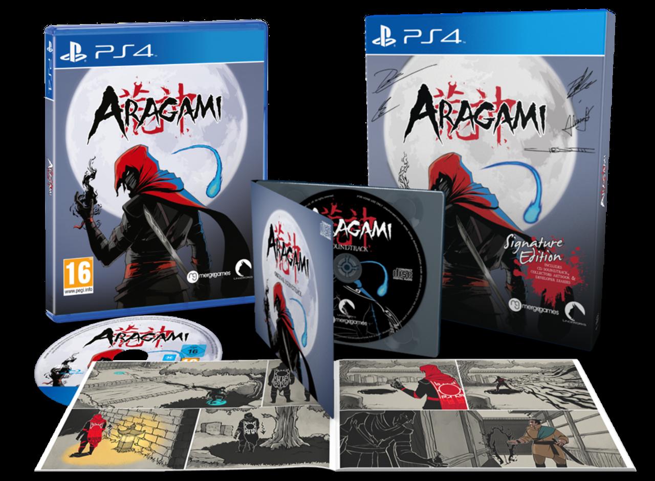 Aragami: annunciata data d'uscita e special edition al lancio