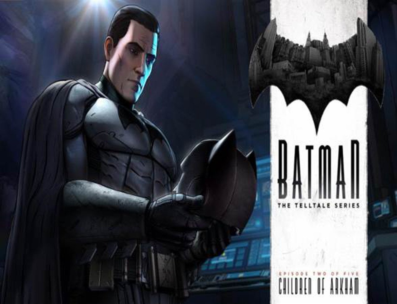Batman The Telltale Series: annunciata la data del secondo episodio